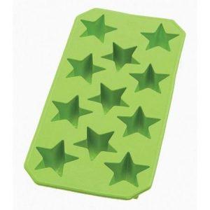 Lékué jääpalamuotti vihreä tähti