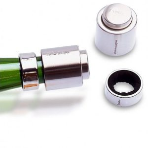 Pulltaps Champagne security set